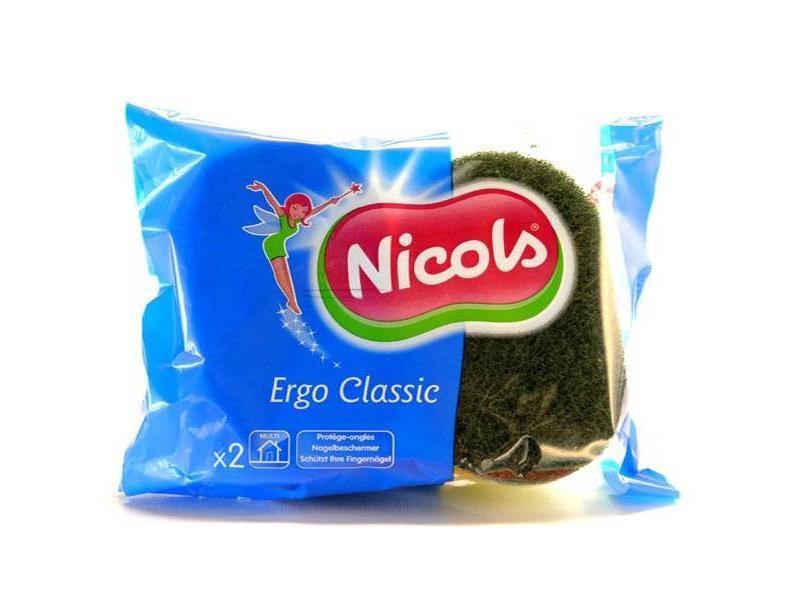 Nicols Schuurspons Ergo Classic 2 stuks