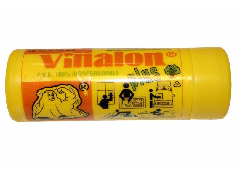 Vinalon Plus Zeemvel Gewafeld