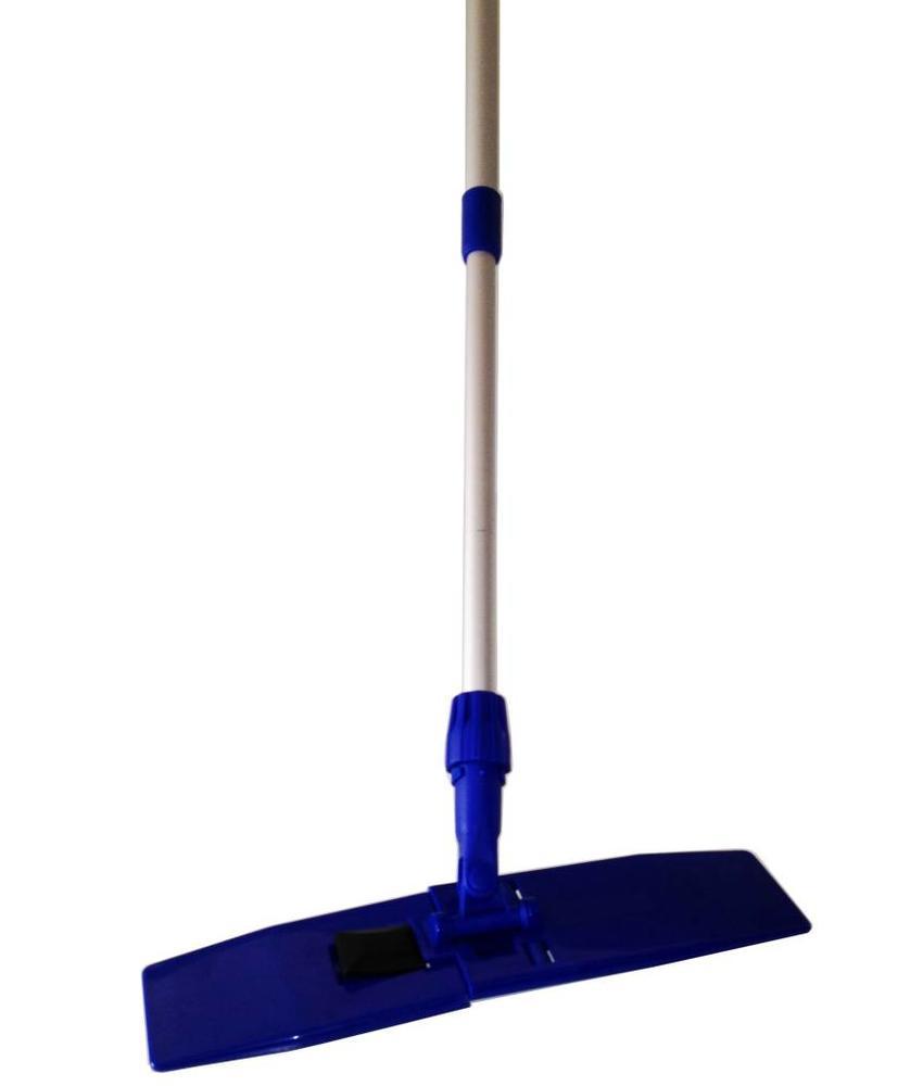 Vloer mop standaard met telescoopsteel 1,80 meter