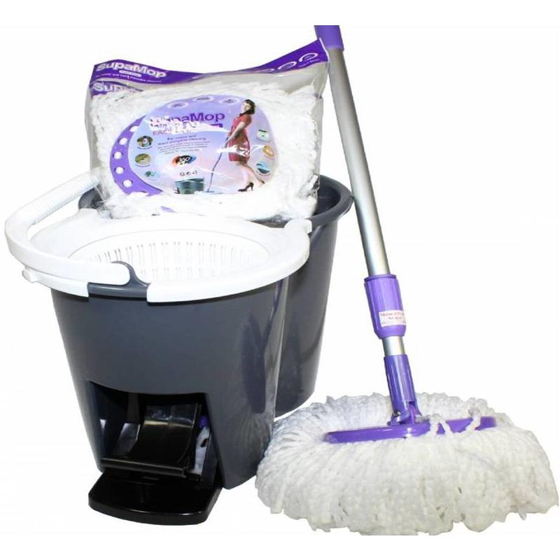 Supa Mop Spinning mop Turbo