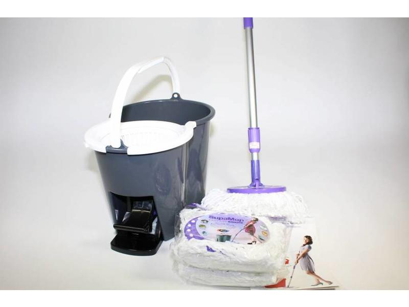 "Supa Mop Spinning mop ""Turbo"""