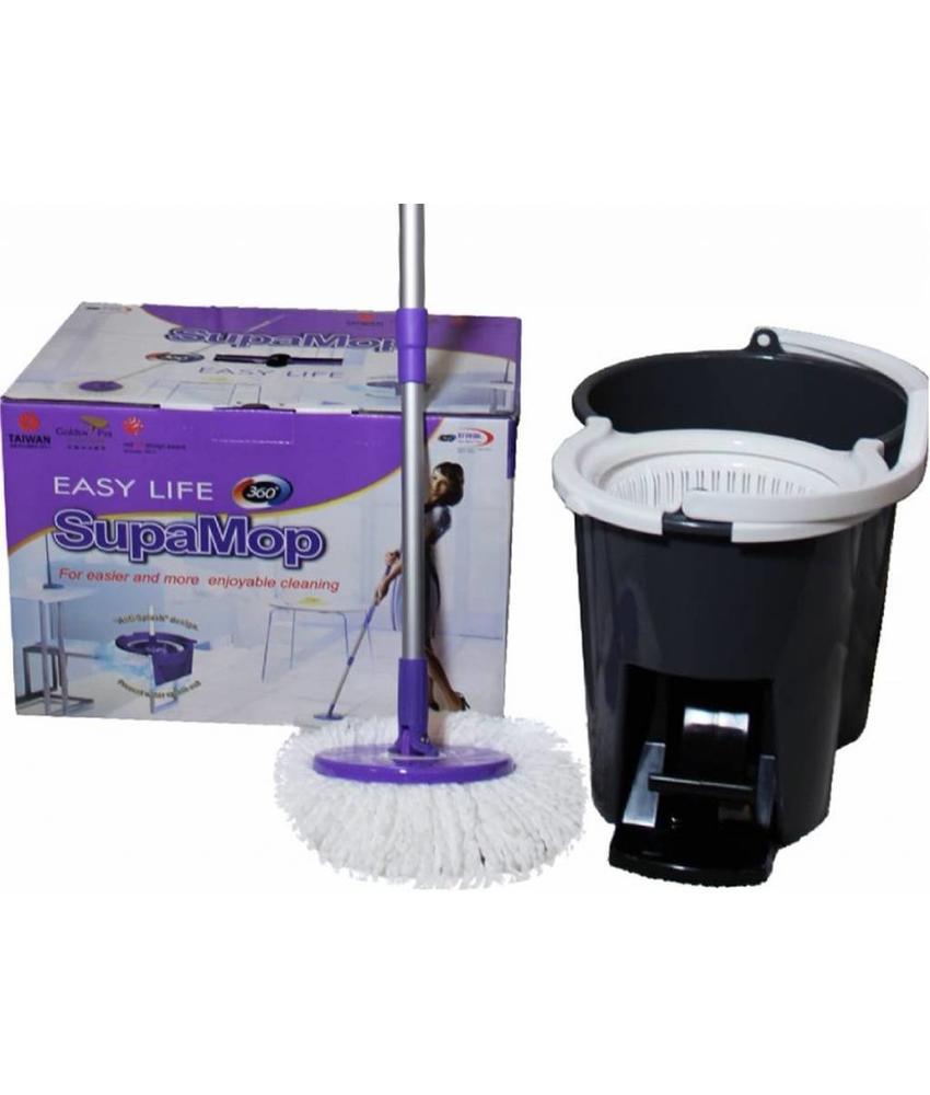 Supa Mop Spinner mop