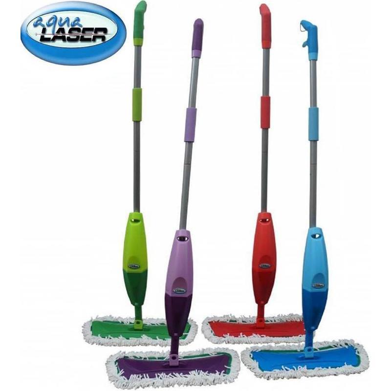 Aqua Laser Spray mop