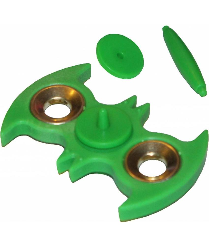 Hand spinner Batman Groen