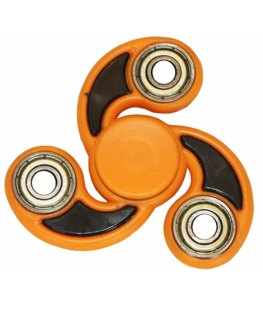 Hand spinner Ninja Oranje