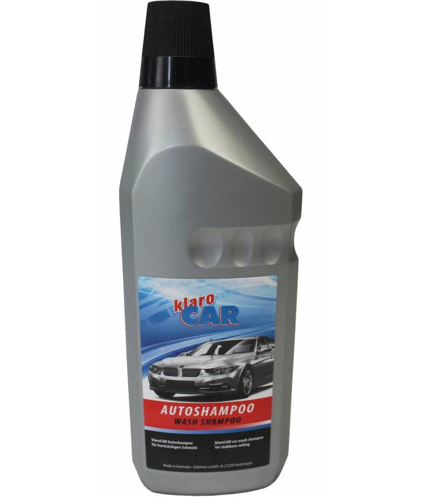 Klaro Car Auto shampoo 1000 ml.