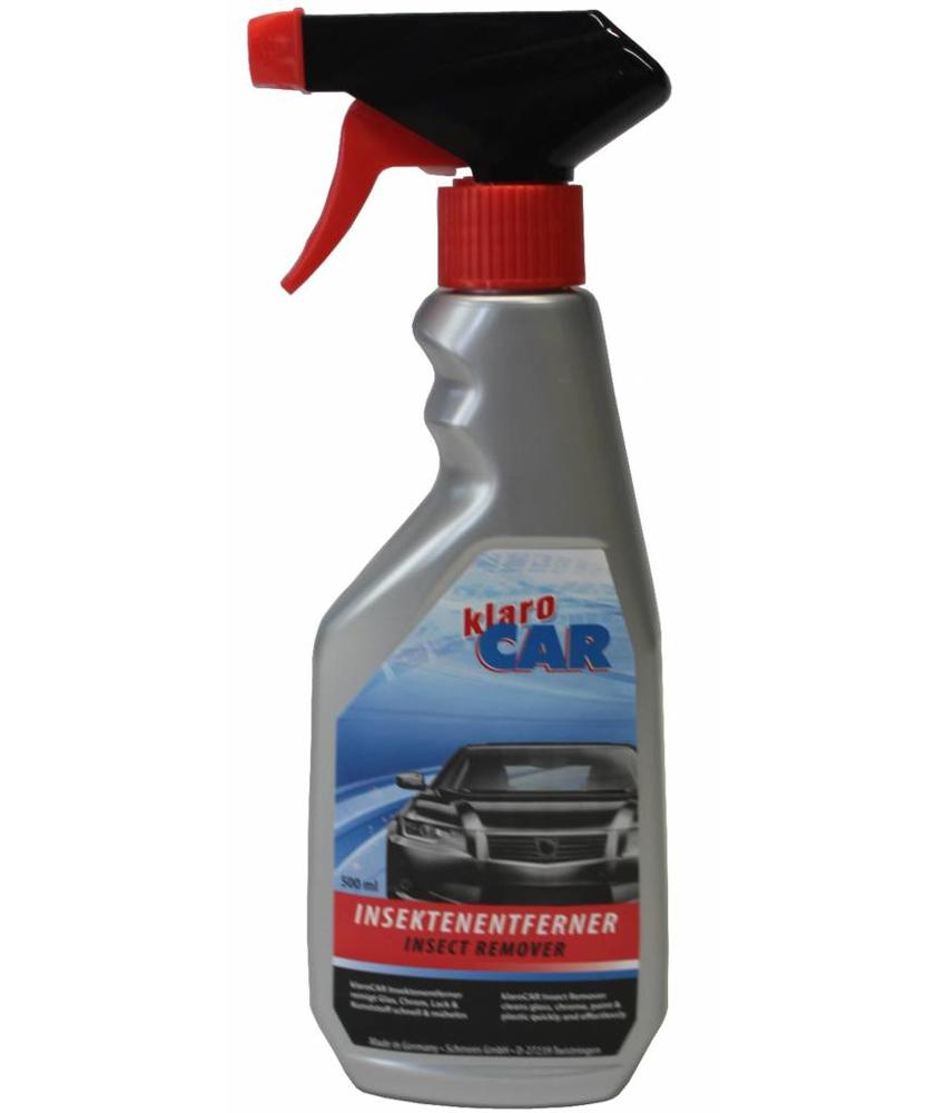 Klaro Car Insect Remover 500 ml.