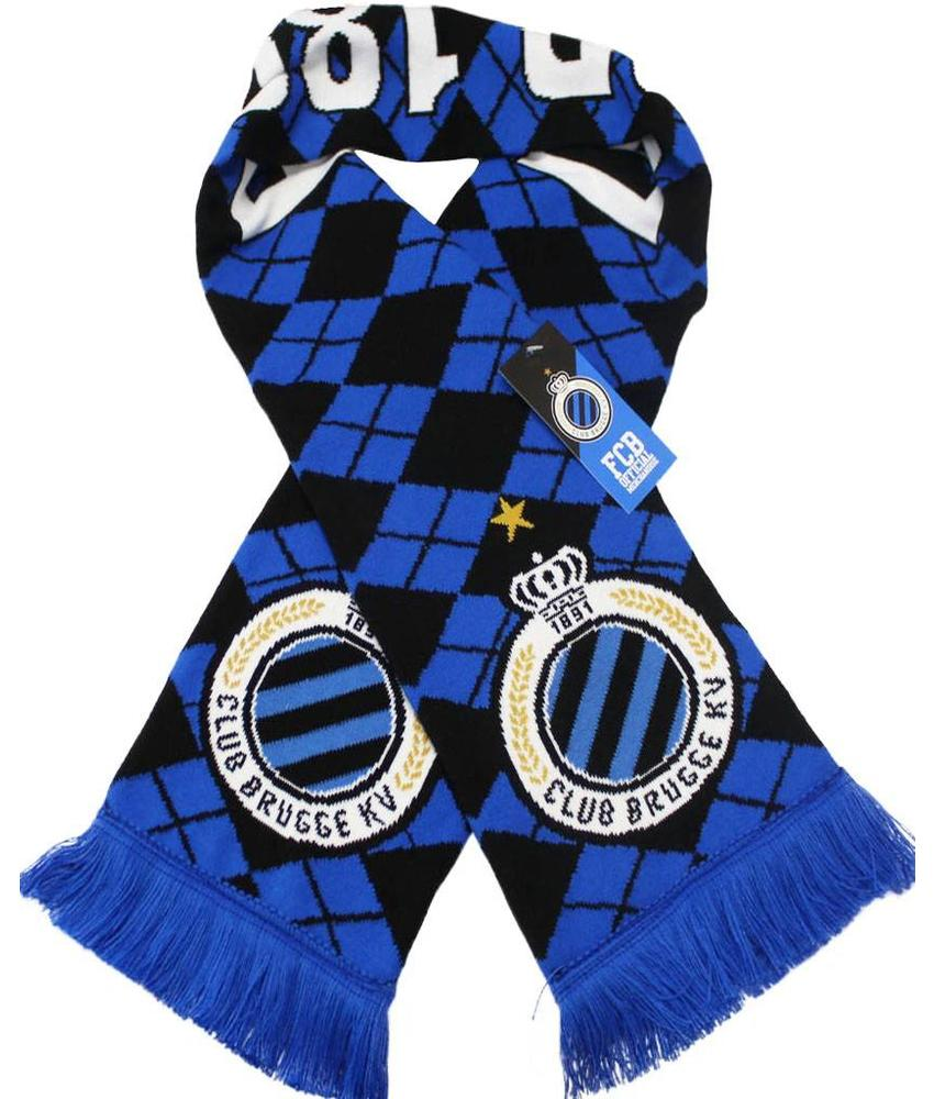 Supporterssjaal Club Brugge 1891