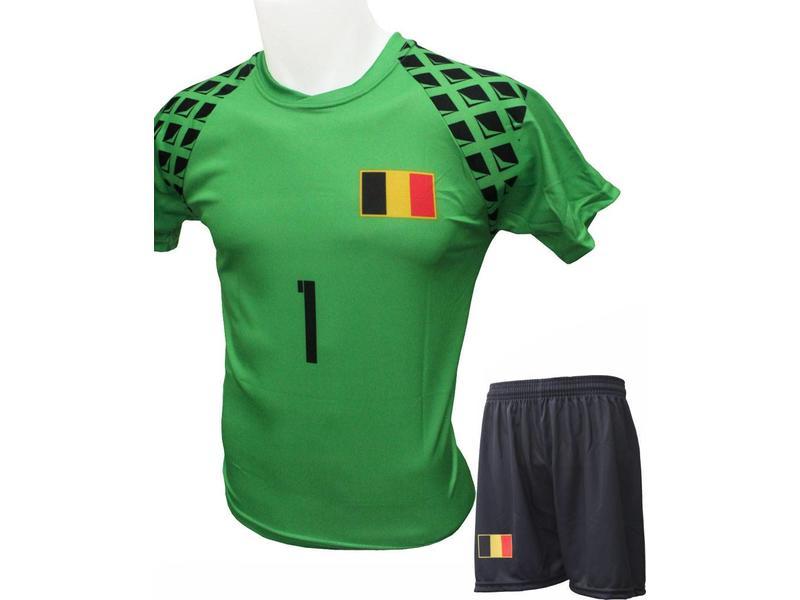 "België Keeperstenue Courtois ""Thuis"""