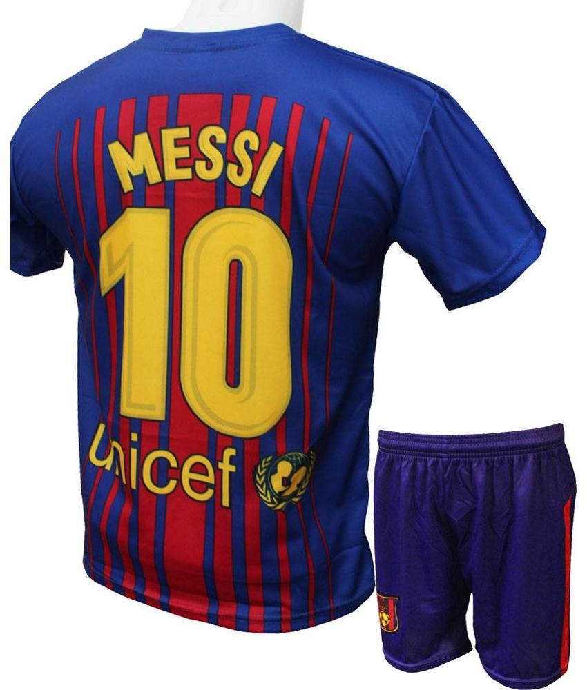 "Barcelona Voetbaltenue Messi ""Thuis"" 2017-2018"