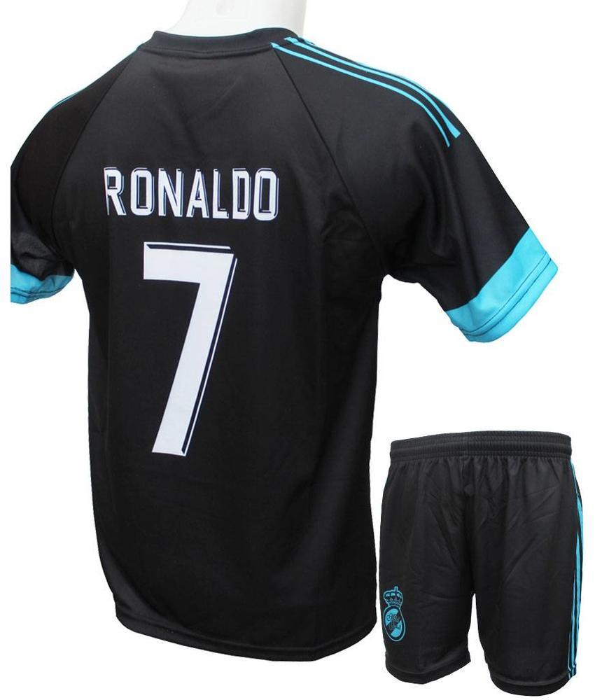 """Madrid Voetbaltenue Ronaldo 2017-2018 """"Uit"""""""