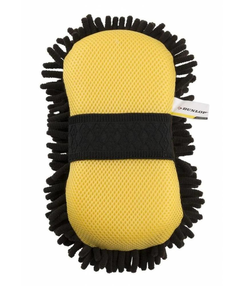 "Microvezel Spons chenille 2 in 1 ""Dunlop"""