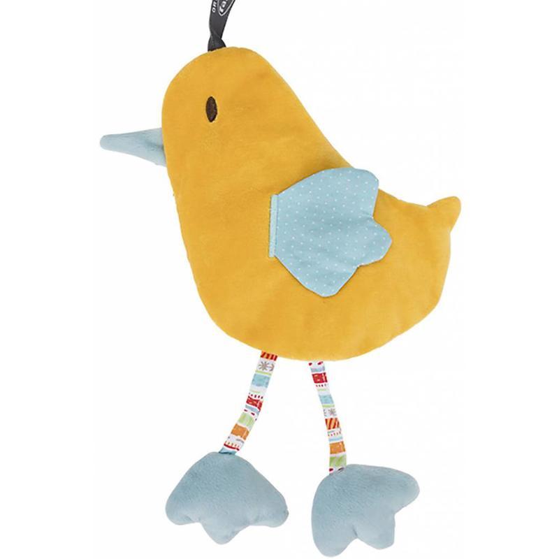 Fashy Warmteknuffel Vogel met Koolzaadvulling