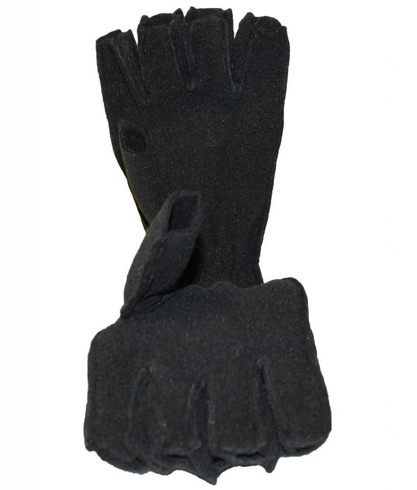 Handschoenen zonder vingers voor Heren in Fleece