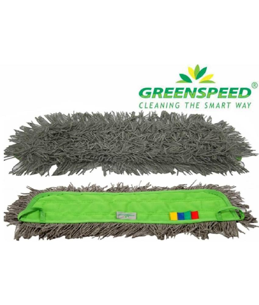 Greenspeed Microvezelmop Allround Click'M systeem