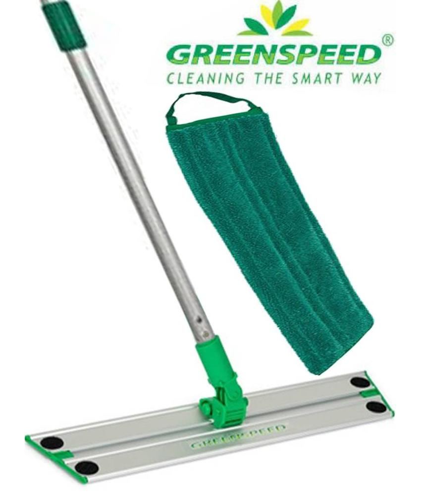 Greenspeed Vlakmop set Velcro