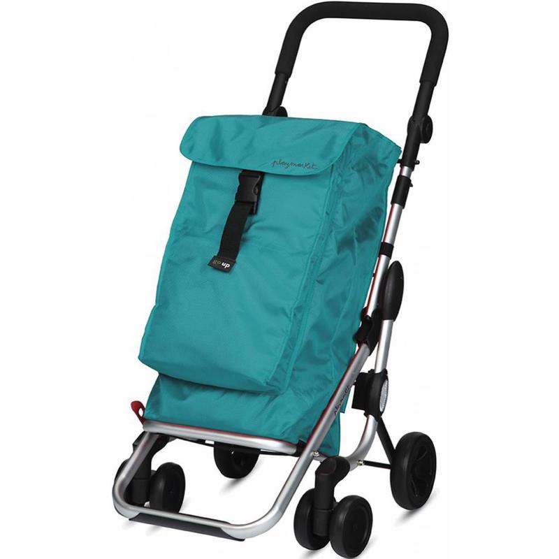 Playmarket Go Up Boodschappentrolley Special Green