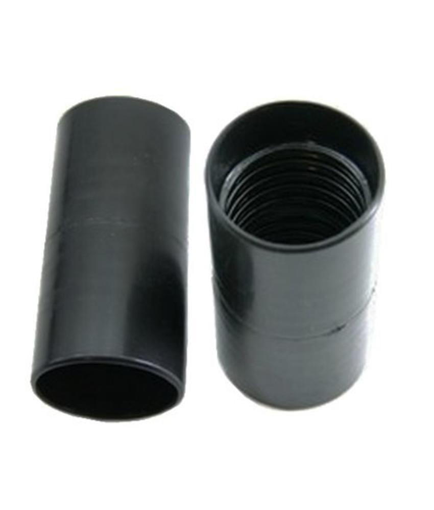 Verlengmof soft rubber voor 32mm slangen