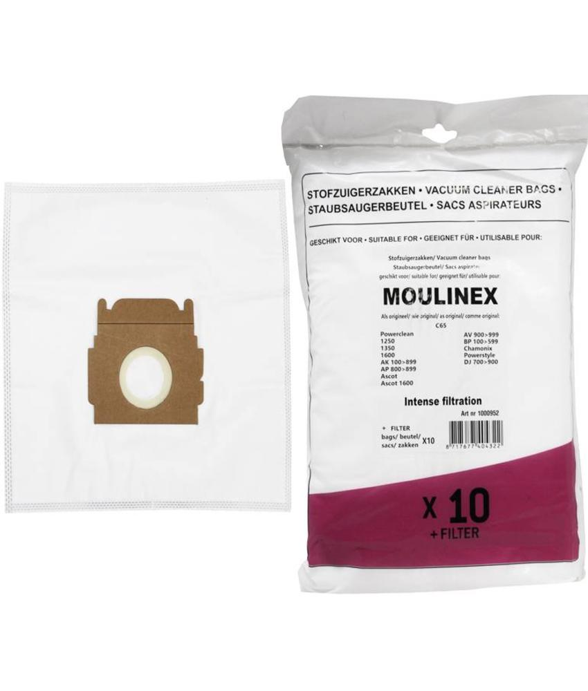 Moulinex Powerclean/ Powerclass series, intense filtration