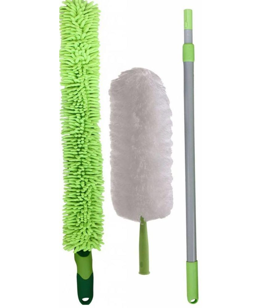 "Aqua Laser Super Duster - Set  ""flexibele duster"""