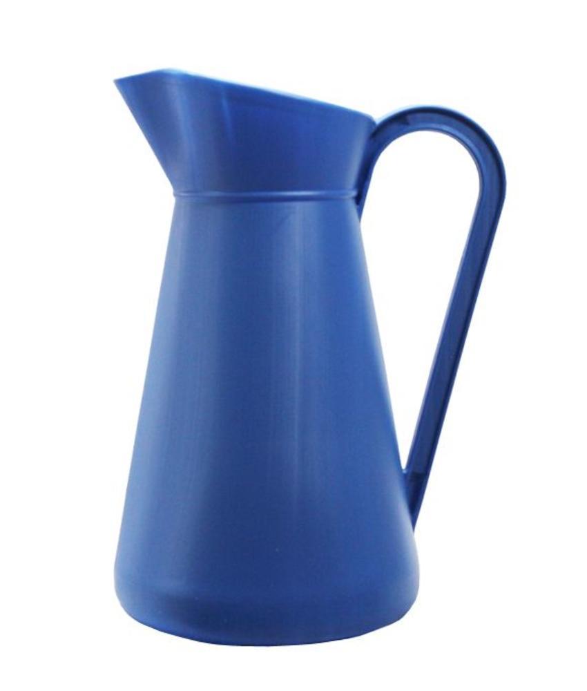 Waterkan PVC Blauw 5 liter.