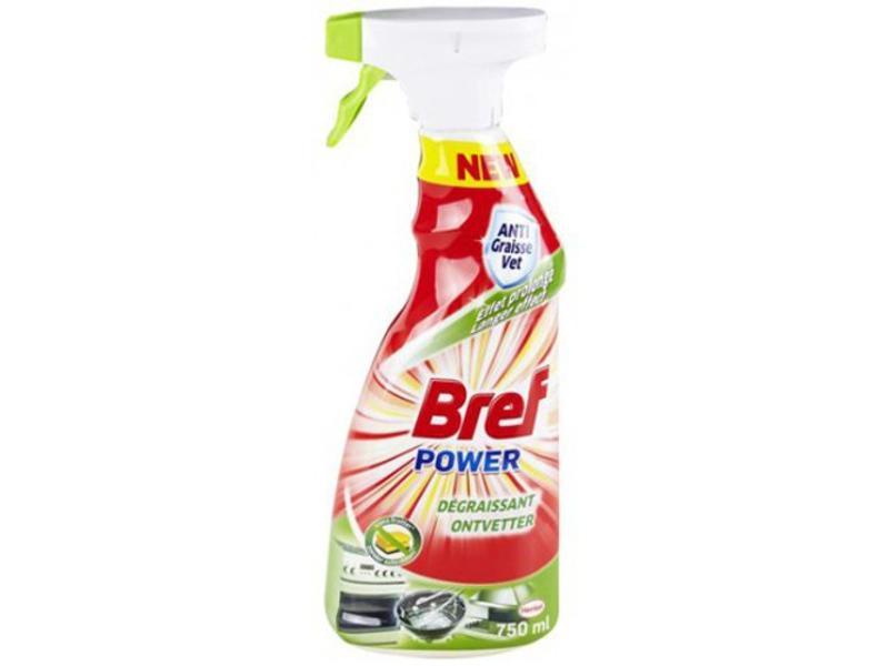 Bref Power ontvetter spray 750ml