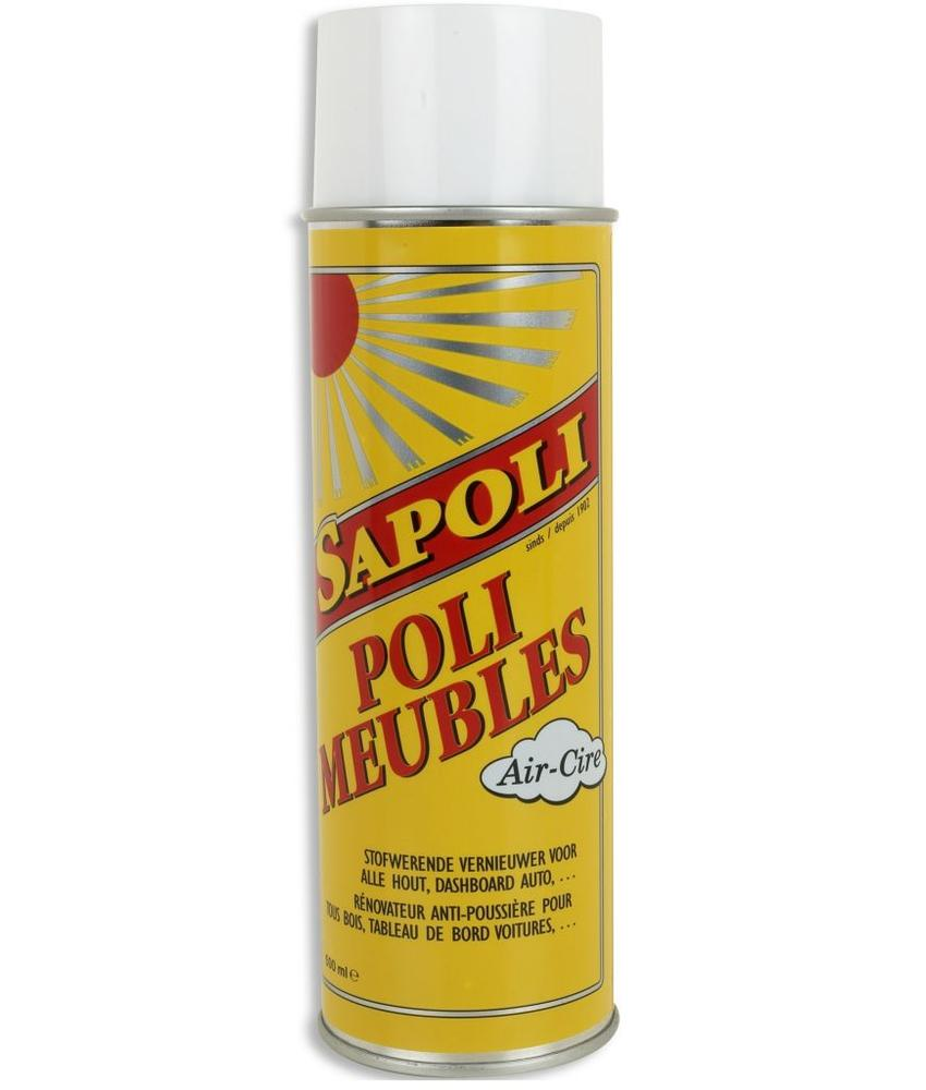 "Eres SAPOLI  ""Meubel-Polish"" spray  500ml"