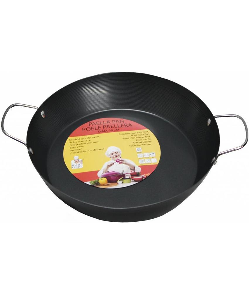 Haute Cuisine Paella Pan  38 cm.