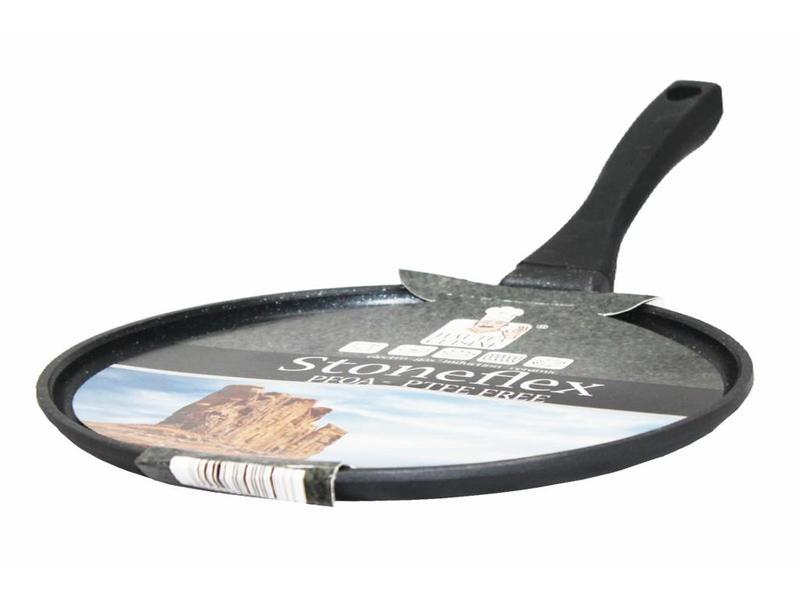 "Haute Cuisine Pannenkoekenpan   ""Stoneflex""  25 cm"