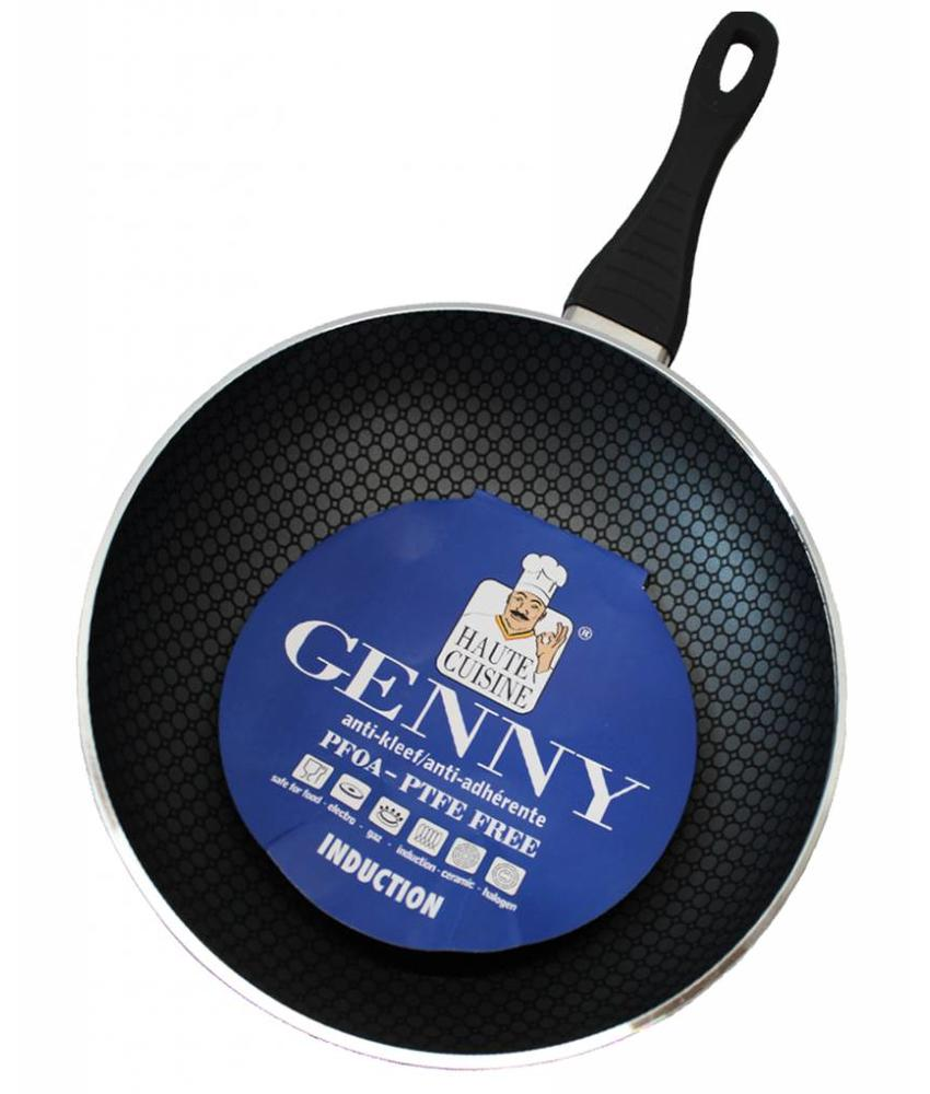 "Haute Cuisine Anti-kleef Wokpan 28 cm ""Genny"""