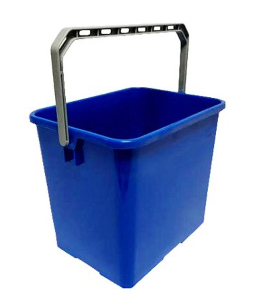 Professionele  Emmer 6  liter  Blauw