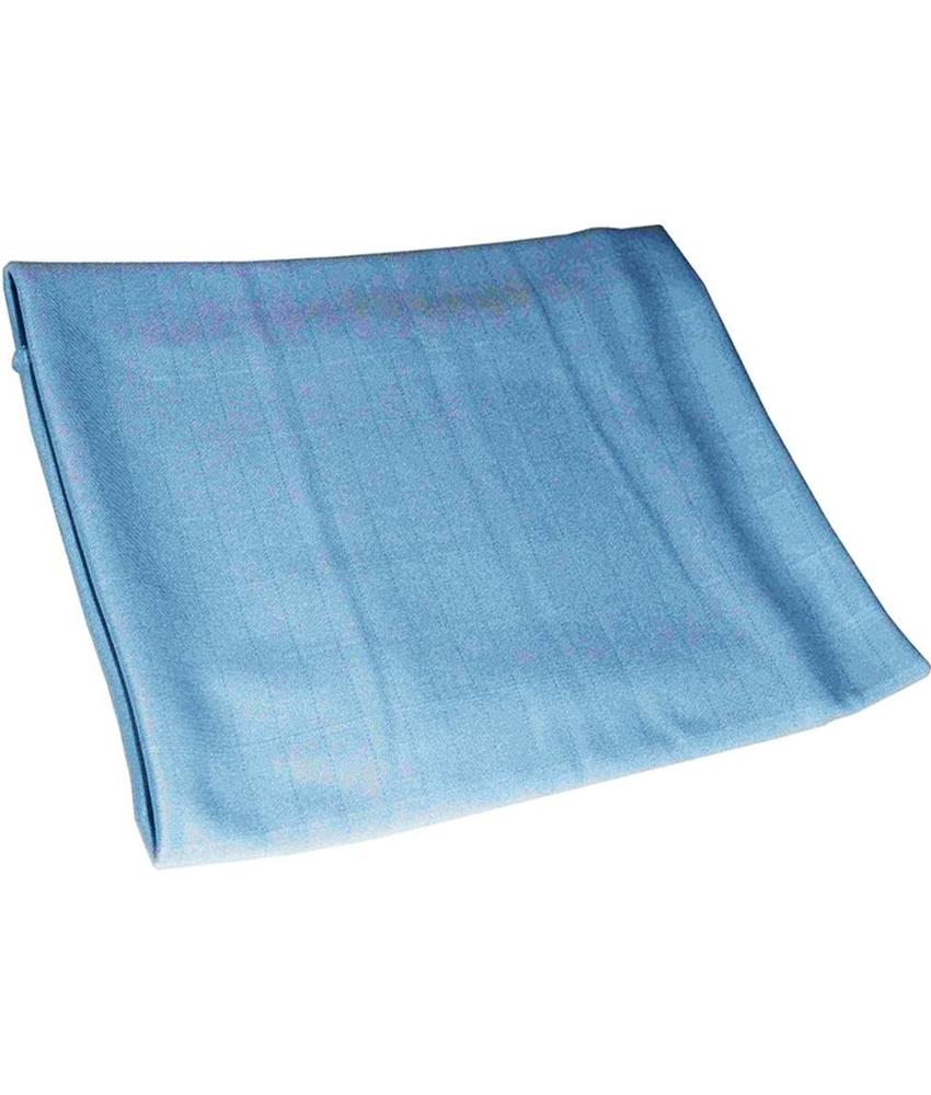 Aqua Laser Glasdoek  microvezel  50 x 60 cm.  Blauw