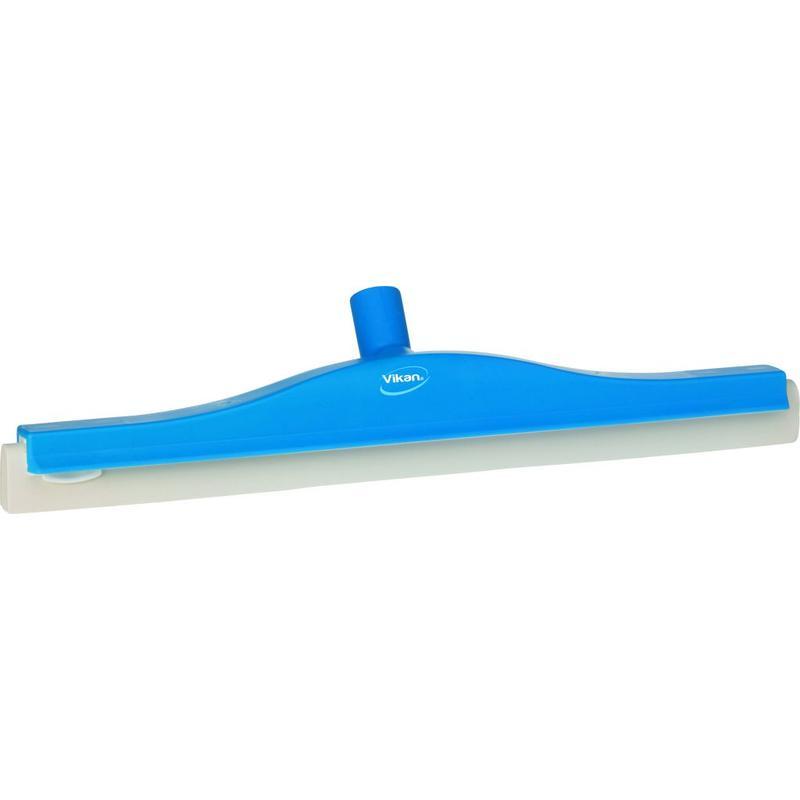 Vikan Draaibare vloertrekker 50 cm.  met cassette  blauw