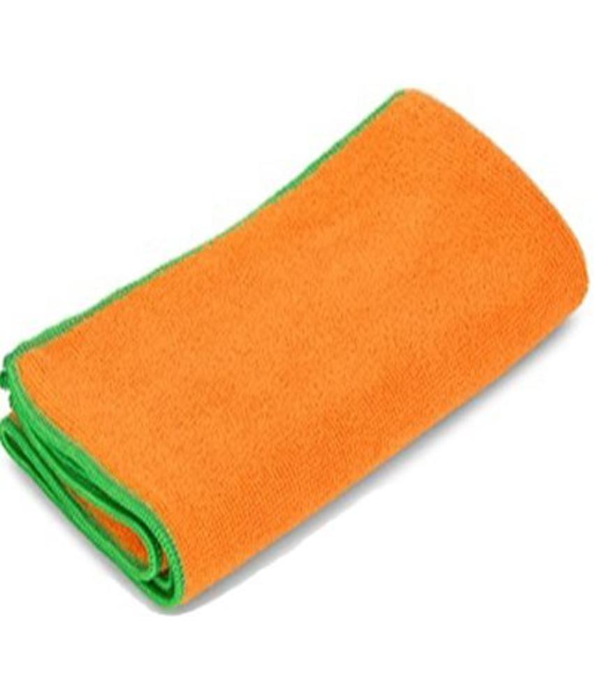 Greenspeed Microvezeldoeken Original  Oranje 40 x 40 cm.