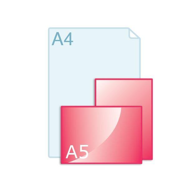 Ansichtkaart A5 (148 x 210 mm)