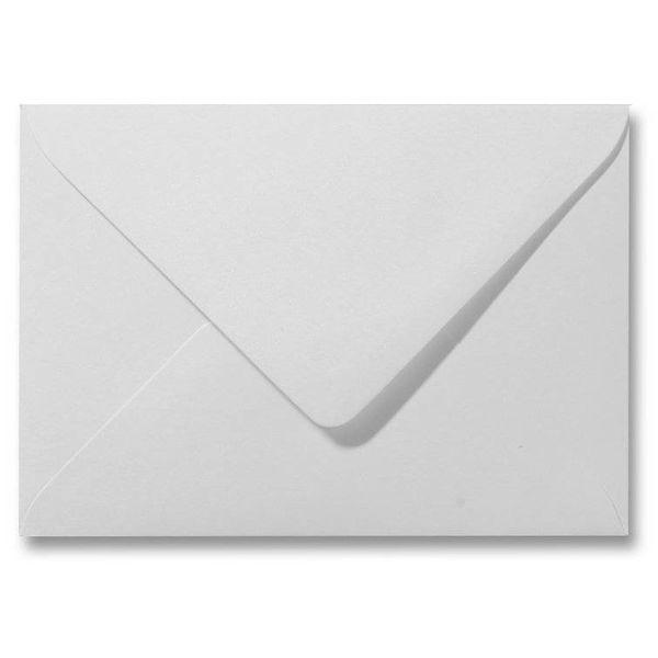 Blanco envelop 156 x 110