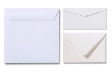 Blanco Enveloppen