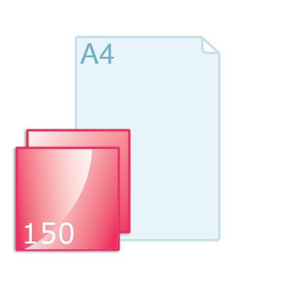 Enkele kaart carré 150 (150 x 150 mm) maken