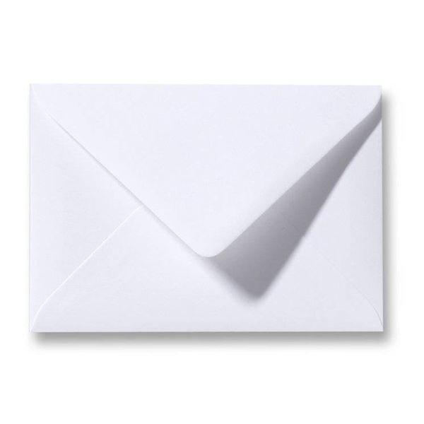 Blanco envelop 185 x 133 mm