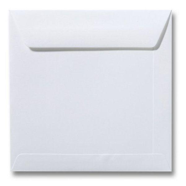 Bedrukte envelop carré 220