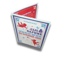 Luxe kaarten drukken