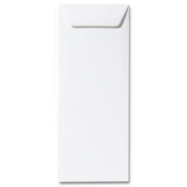 Blanco envelop 125 x 312 mm