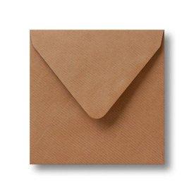 Gekleurde envelop Kraftpapier