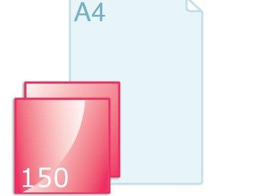 Flyers carré 150 (150 x 150 mm)