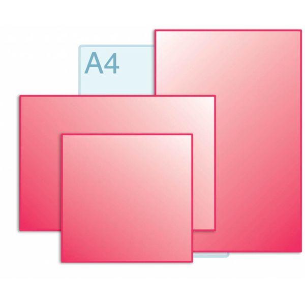 Afwijkend formaat, kleiner dan A3 (297 x 420 mm)