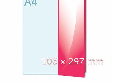 Folders 105 x 297 mm