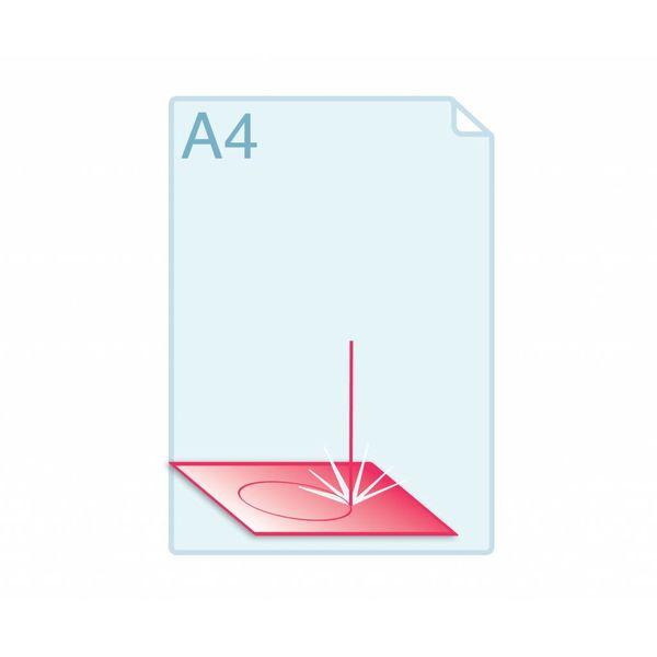 Laserstansen op formaat A5 (148 x 210 mm) of kleiner