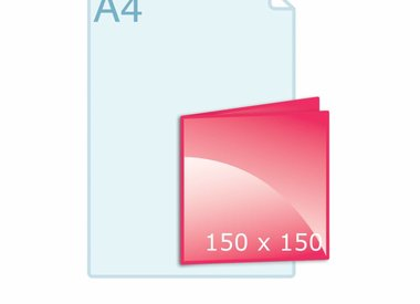 Folder carré 150