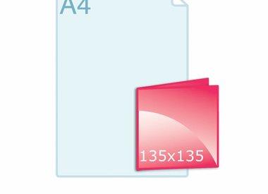 Folders carré 135