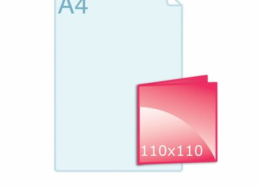 Folders carré 110